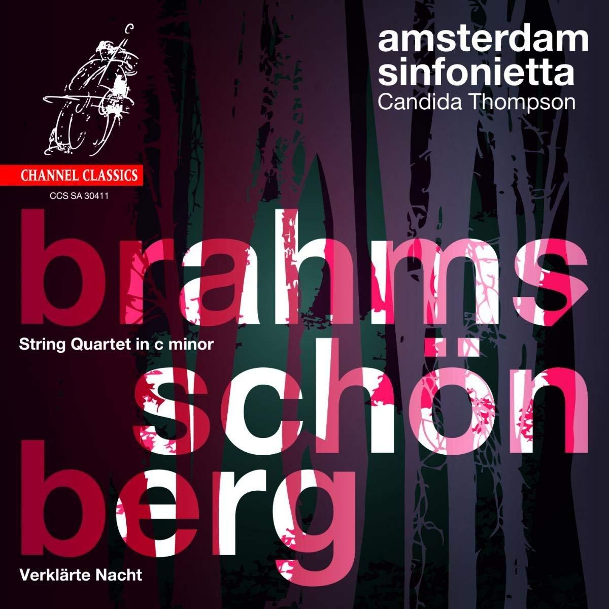 Brahms – String Quartet in c minor & Schönberg –  Verklärte Nacht