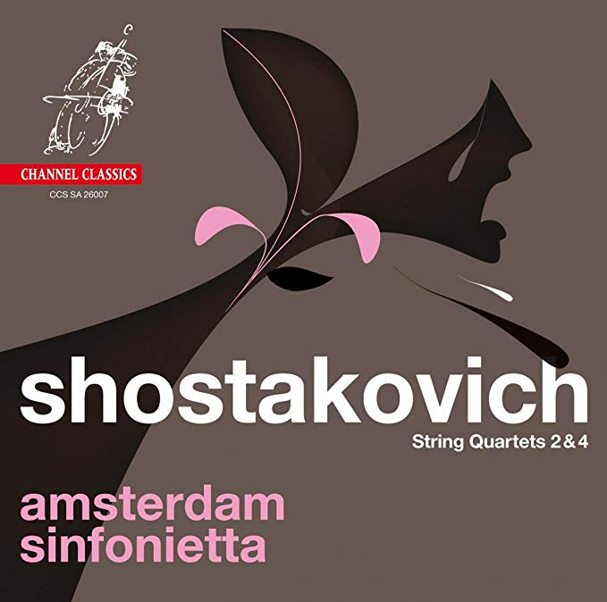 Shostakovich – String Quartets 2 & 4