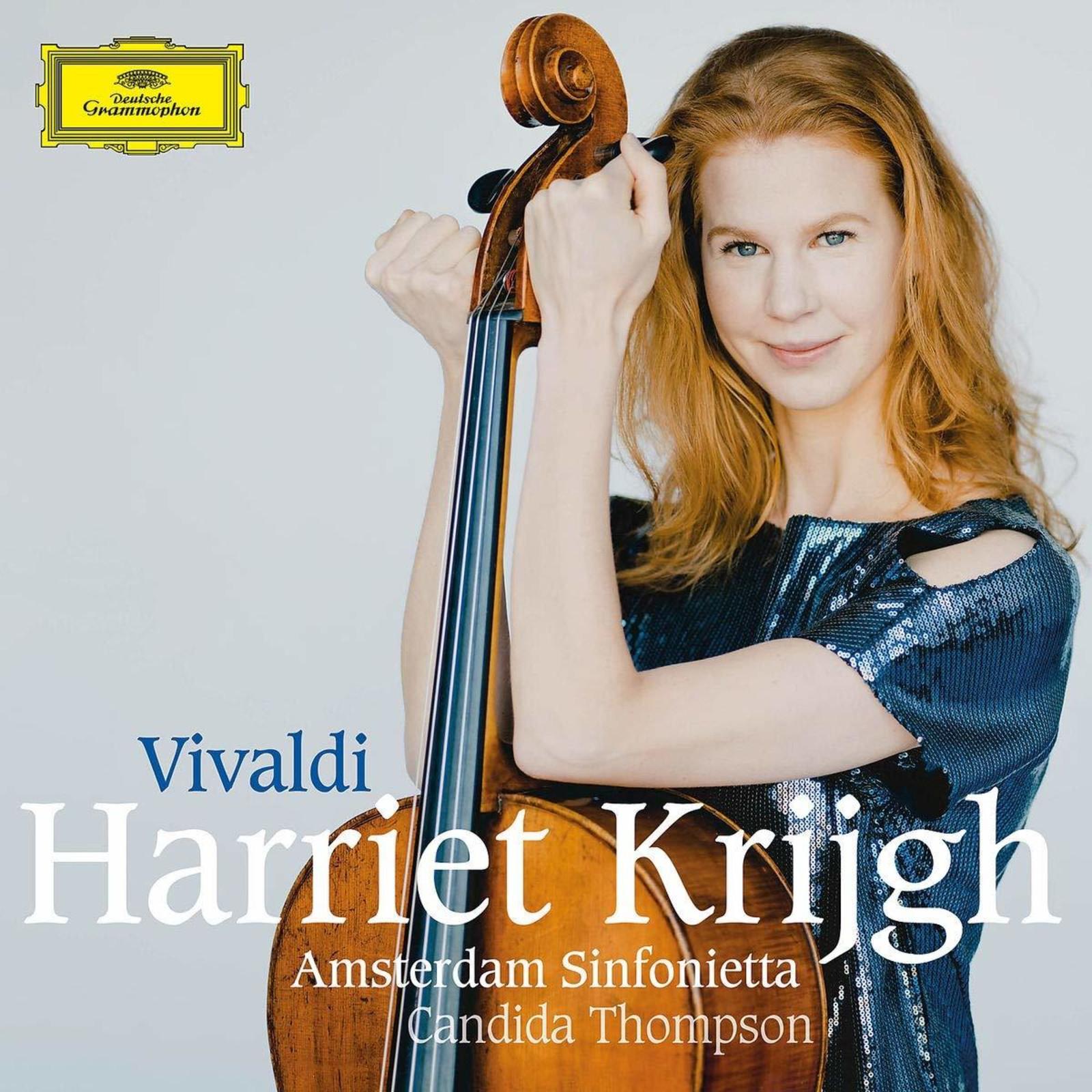 Harriet Krijgh, Candida Thompson & Amsterdam Sinfonietta – Vivaldi